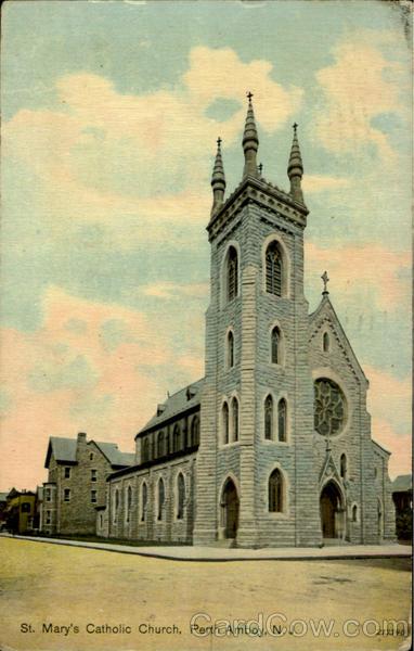 St Marys Catholic Church Perth Amboy NJ