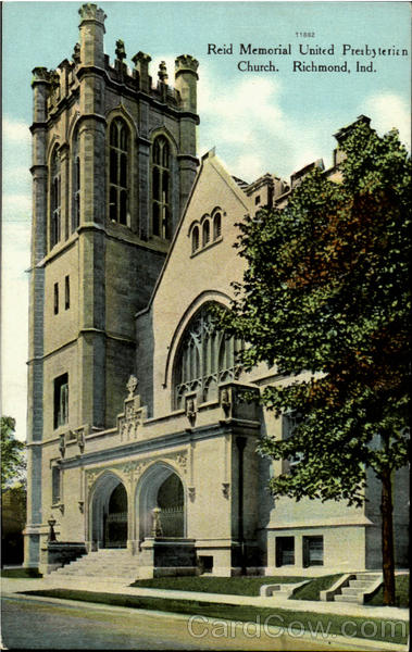 Reid Memorial United Presbyterian Church Richmond Indiana