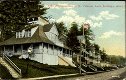 Veterans Sass's Buildings, Lake Winnipesaukee Weirs Beach, NH