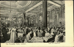 The Piccadilly Hotel Louis Xiv Restaurant