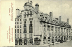 The Piccadilly Hotel Ltd Postcard