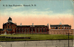 N. D. State Penitentiary