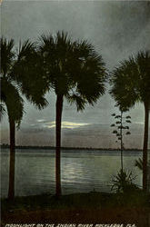 Moonlight On The Indian River