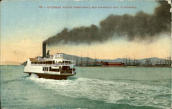 Southern Pacific Ferry Boat