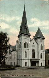 First M. E. Church