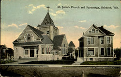 St. John's Church And Parsonage