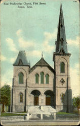 First Presbyterian Church, Fifth Street