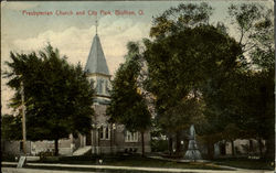 Presbyterian Church And City Park