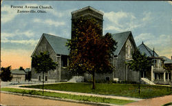 Forrest Avenue Church