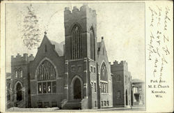 M. E. Church, Park Ave