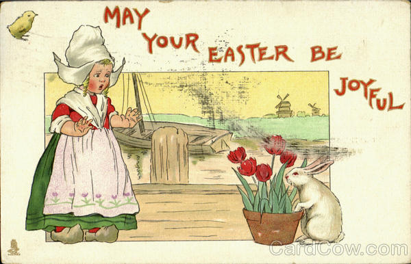 May Your Easter Be Joyful