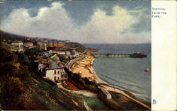 Ventnor From The Park Postcard