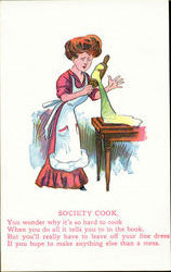 Society Cook