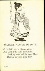 Maiden's Prayer To Date