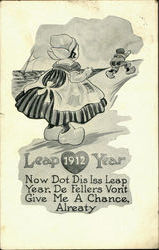 Leap 1912 Year