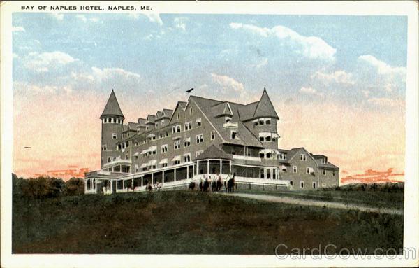 Bay Of Napels Hotel Naples Maine