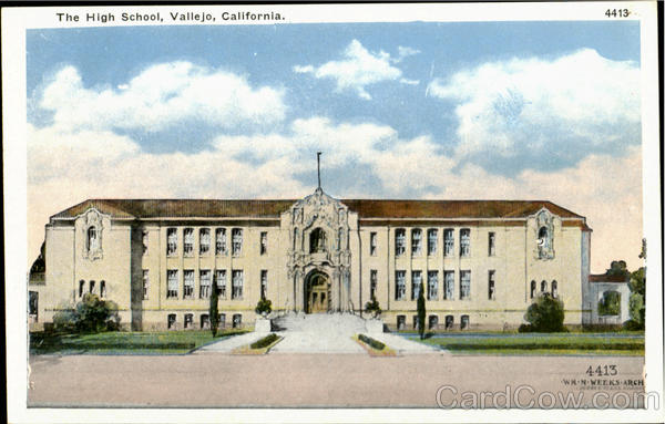 The High School Vallejo California