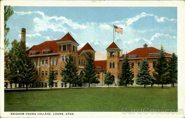 Brigham Young College Logan, UT