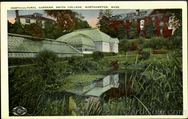 Horticultural Gardens, Smith College Northampton Massachusetts