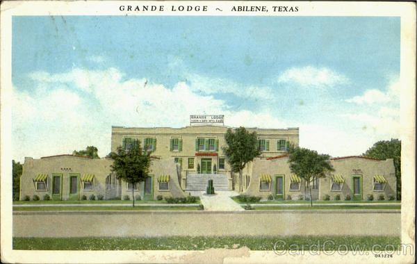 Grande Lodge Abilene Texas