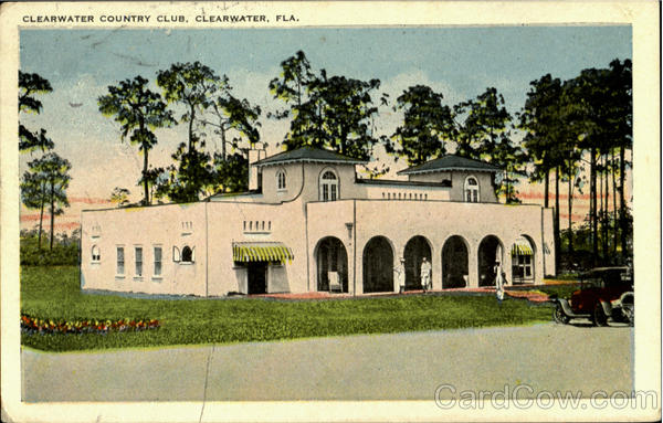 Clearwater Country Club Florida