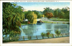 Scenic Beauty, Roger Williams Park