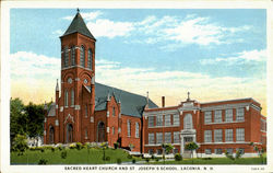 Sacred Heart Church And St. Joseph's School