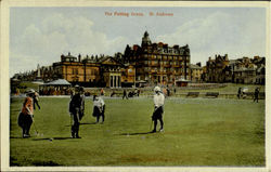 The Putting Green St. Andrews