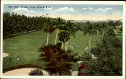 The Golf Links Postcard
