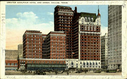 Greater Adolphus Hotel And Annex