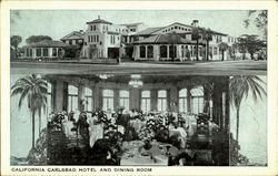 California Carlsbad Hotel And Dining Room