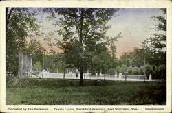 Tennis Courts, Northfield Seminary