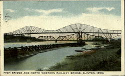 High Bridge And North Western Railway Bridge