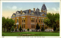 Larimer County Court House