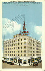The Hotel Glendale And Apartments, East Broadway And Glendale Avenue