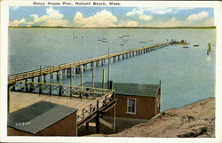 Relay House Pier