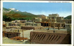 Taos Indian Pueblo