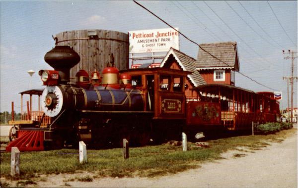 Petticoat Junction Railroad Panama City Beach Fl