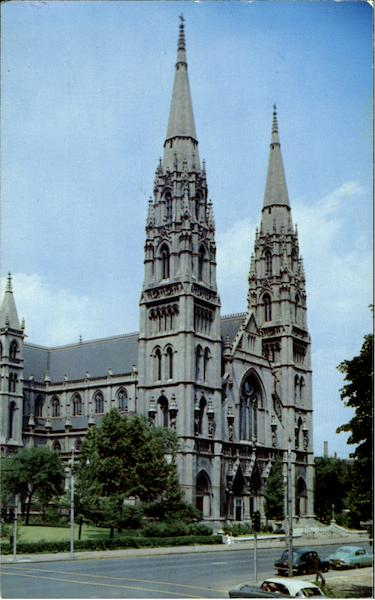 St. Paul's Cathedral Pittsburgh Pennsylvania
