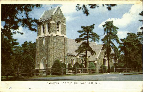 Cathedral Of The Air Lakehurst New Jersey