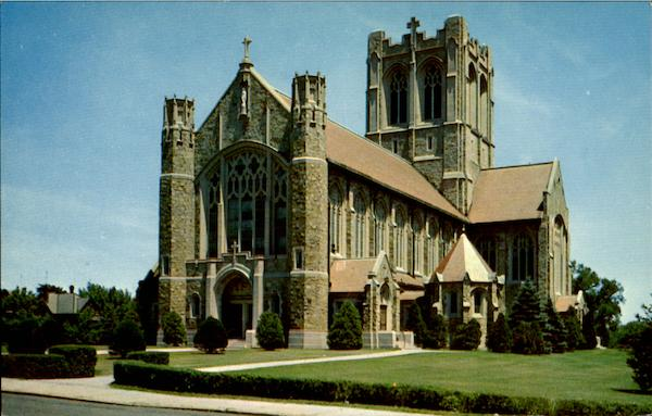 Holy Cross Catholic Church Holyoke Massachusetts