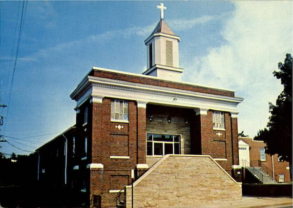 Sixth Baptist Church, 400 S. Addison Street Richmond Virginia