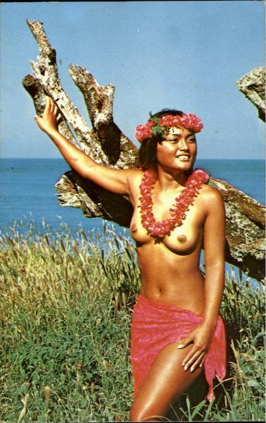 Polynesian Babe 103