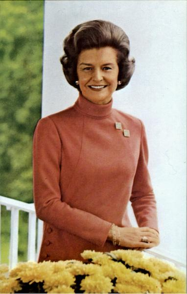 Beautiful Betty Ford Presidents