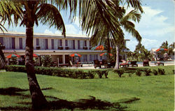 The Lodge, Everglades National Park Postcard