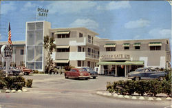Ocean Gate Apartment Hotel, 9551 Collins Ave.