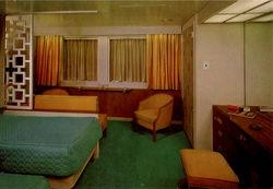American Mail Line Stateroom