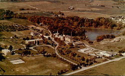 Air View Of The Seminary Campus