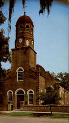 Church Of Prince George Winyah