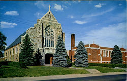 St. Bonaventure Catholic Church And Parochial School